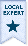 Walk Score Local Expert badge