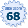 bikability score points for maps