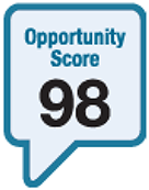 opportunity score for job access
